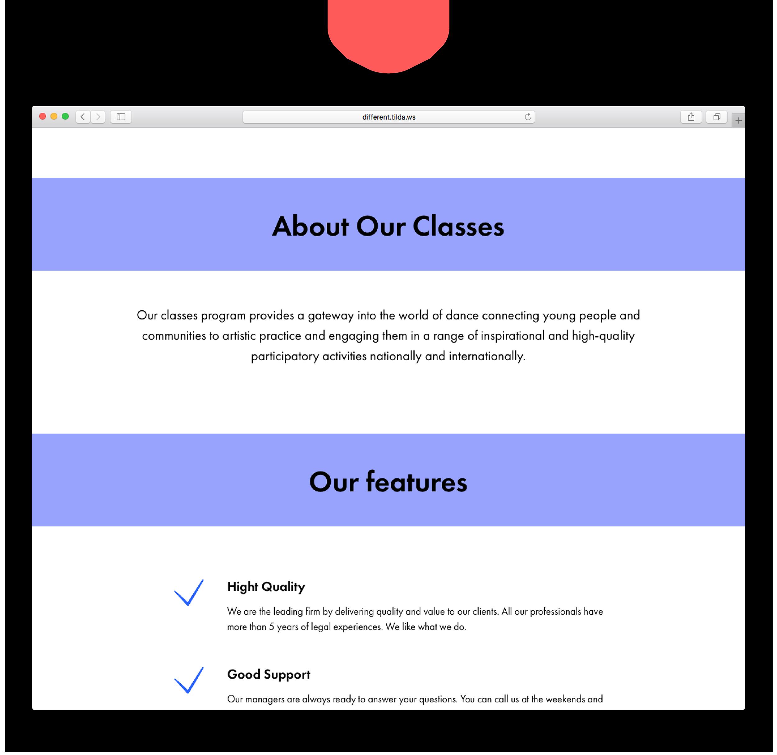 web color guides