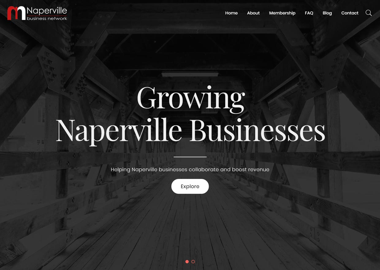 web design agency Naperville